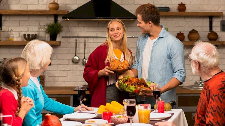 Thanksgiving - Harvest Time, Gratitude Time!